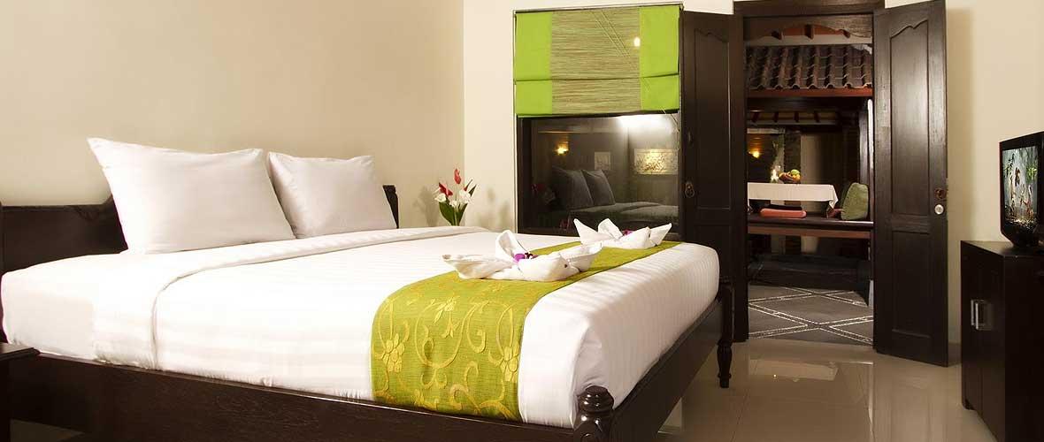 Standard Room Bali Ayu Hotel Villas